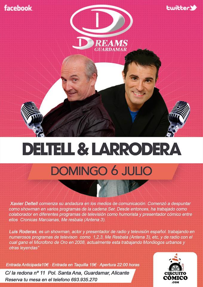 Luis Larrodera y Xavier Deltell
