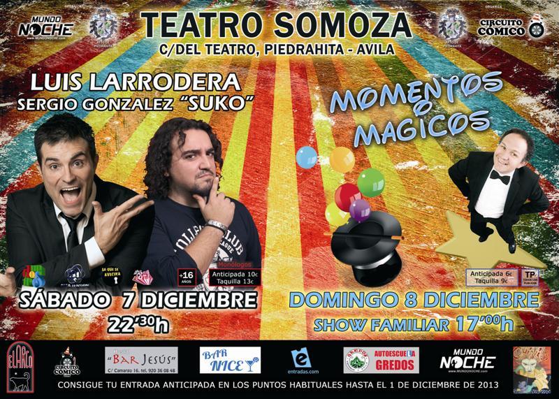 Cartel show Mundonoche